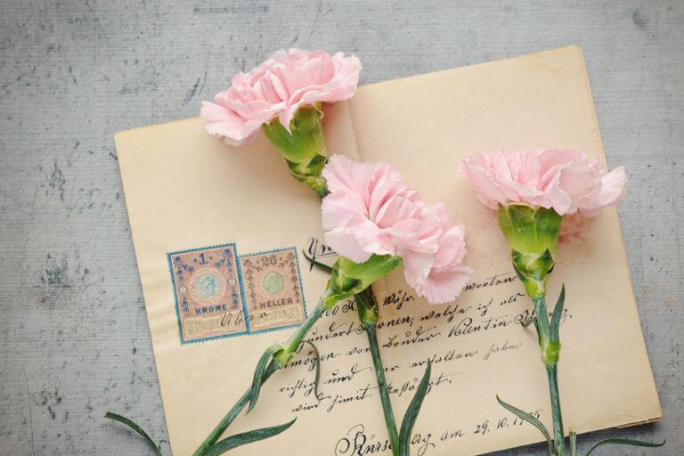 結婚式の涙を誘う演出『両親への手紙』書き方の基本のイメージ